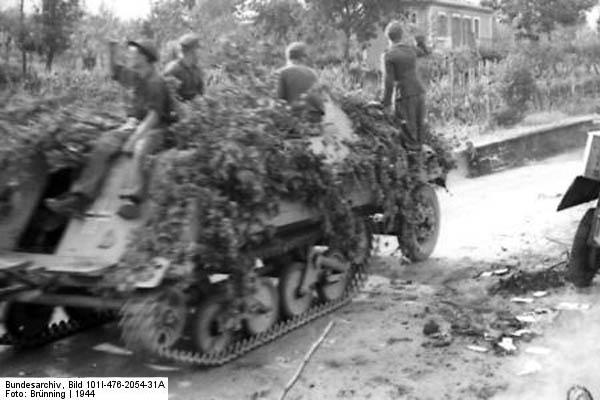 ... 2t gepanzert ( Sd. Kfz. 4) (Mun-Kfz